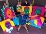 2015 Kunstprojekt der Förderschüler der Verbundschule