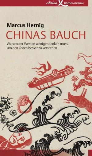 """Marcus Hernig liest aus seinem neuen Buch """"Chinas Bauch"""" und erzählt Geschichten aus China und Hallenberg"""