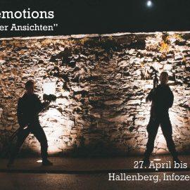 """""""Light and Emotions"""" – Hallenberger Ansichten / Ausstellungseröffnung am 26. April"""
