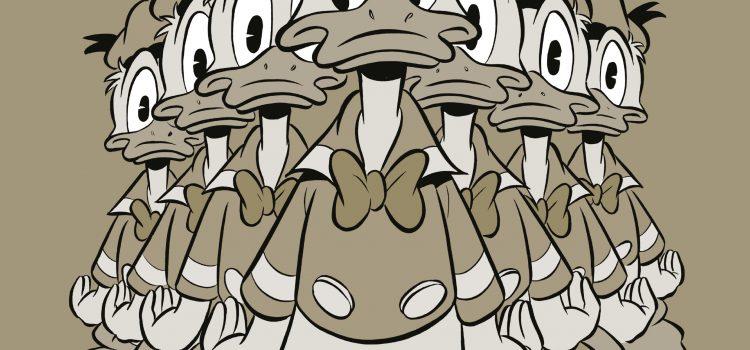 Duckworks – Ausstellung von Disney-Zeichner Ulrich Schröder beginnt am 6. September