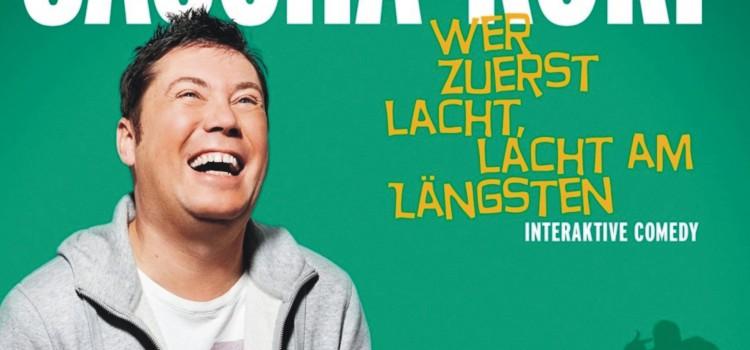 """""""Wer zuerst lacht, lacht am längsten"""" Sascha Korf kommt nach Hallenberg…"""