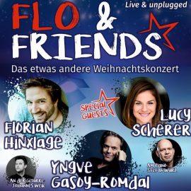 Flo & Friends  –  Das etwas andere Weihnachtskonzert