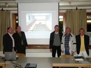 Bürgerversammlung mit Vorstellung der Planungen